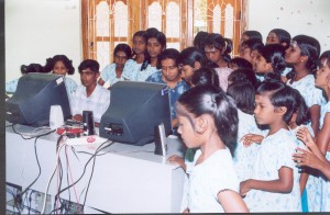 2006 Computer sponsered by Pestalozzi Gymnasium herne